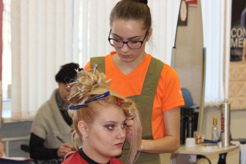 Конкурсы по парикмахерскому искусству это