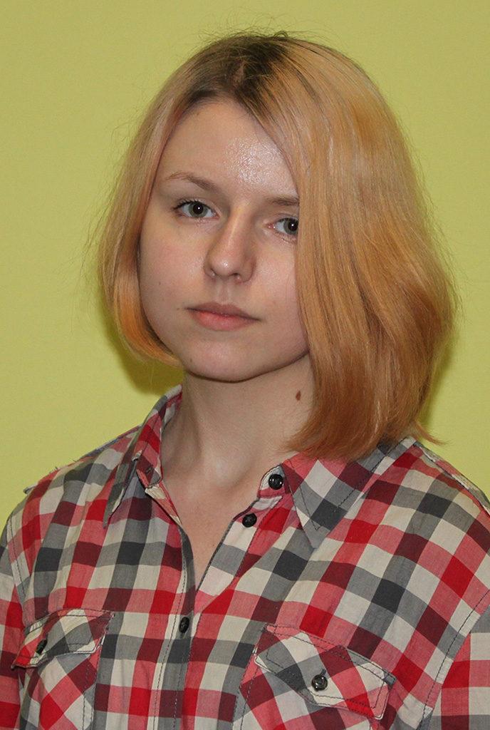 Черненко Яна 3 швея;парикмахер