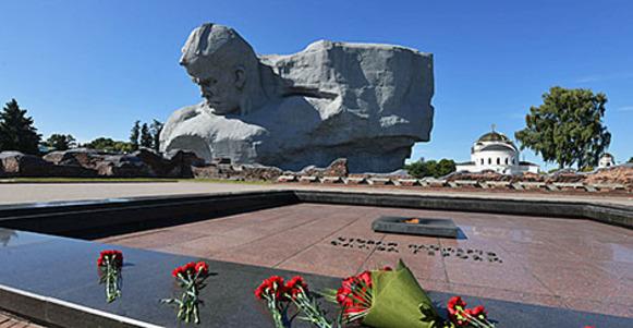 Памятники Великой Отечественной войне в Беларуси